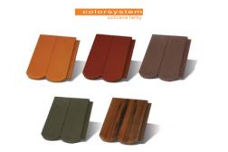 Betónová škridla TERRAN Rundo - Povrchová úprava Color-system - cena/m2