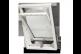 Dakea Better PVC strešné okná biele