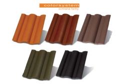 TERRAN Danubia -Povrchová úprava Color-system - cena/m2